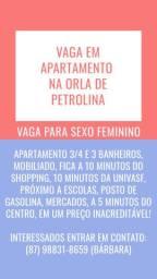 Vaga feminina