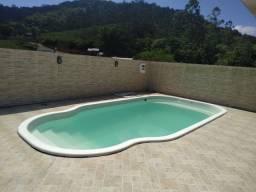 Linda chácara no interior de Camboriú Braço com casa + piscina negociável