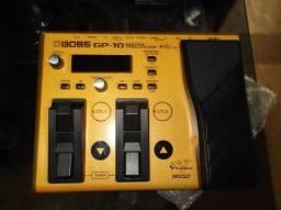 Pedaleira Boss GP-10 (zero)