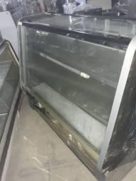 Balcão refrigerado semi novo c garantia
