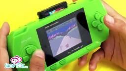 Mini game retro PVP Station Light 3000 Player 8 Bits<br>