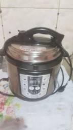 Panela de pressão elétrica