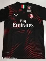 Camisa Milan Third Puma 19/20 - Tamanhos: P, M, G