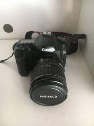 Para vender logo, Camera semi profissional