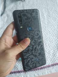 Motorola one Action impecável zero