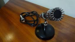 Microfone Aiwa DM-51 (Japão - Década de 60)