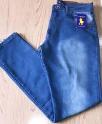 Calças jeans 1ª linha