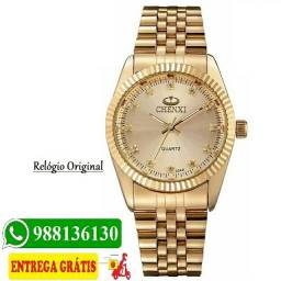 Relógio Chenxi Feminino - entrega grátis
