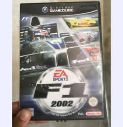 Jogo original Fórmula 1 GameCube
