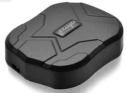 Rastreador Veicular Gps Automotivo Tk905 Sem Fio Magnético