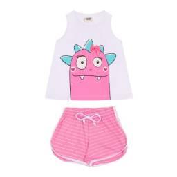 Pijama Duzizo Feminino