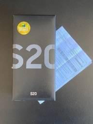 Samsung Galaxy S20, c/nota fiscal comprado em agosto, 128GB azul Barato/Urgente!!!
