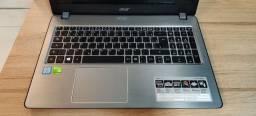 Notebook Acer Core i5 16 GB vídeo Nvidea 940MX