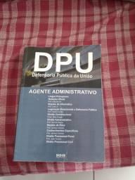 Apostila para concursos DPU mas conteúdo para todos os concursos nível Médio(técnico)