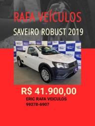 SAVEIRO 1.6 2018/2019 COM 1 MIL DE ENTRADA !!!! ERIC RAFA VEICULOS frd