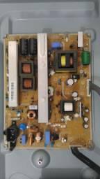 """TV Samsung Plasma 51"""" - Placa Fonte"""
