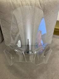 Pára-brisa bolha transparente GS 800 Givi modelo 333 DT