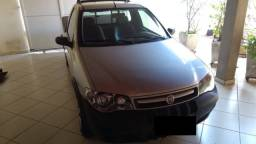 Strada Fire 1.4 Flex 2012 prata - Imperdível!!!!