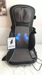 Assento de massagem para costas e pescoço