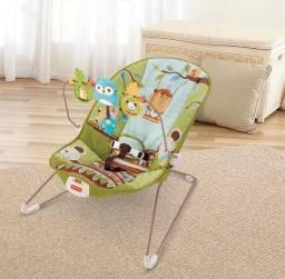 Cadeira de Descanso Bouncer Diversão no Bosque - Fisher Price