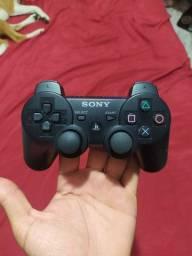 Controle Original Sony PS3 / Playstation 3 - Ac cartão