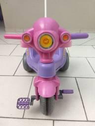 Brinquedo Passeio e Pedal (tico tico) - Velocista Calesita