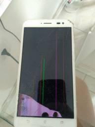 Celular Asus ZenFone Zoom - Precisa trocar a Tela