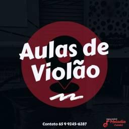 AULAS DE VIOLÃO E UKULELE - EM CUIABÁ