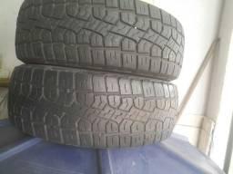 Vendo par de Pneus 205/60/16 Pirelli Scorpions