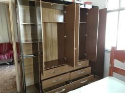 Duplex excelente estado 6 portas 6 gavetas novo!