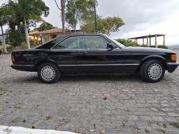 Mercedez-Benz 500SEC V8 Colecionador