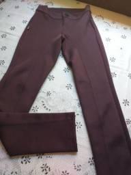 Calça estilo montaria