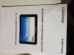 GPS discovery  4.3 com TV digital