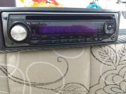 Rádio automotivo Kenwood Kdc-6078