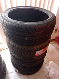 04 pneus 205/40R17 (Ler descrição do anúncio)