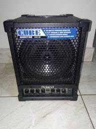 Cubo Rolland CM-30 violão e voz