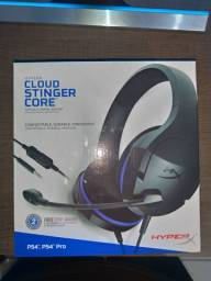 Headset hyperx cloud stinger core