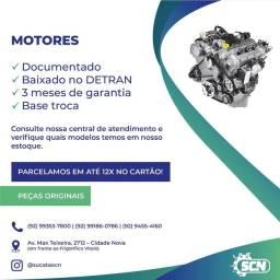 Título do anúncio: Motores - Diversas marcas - Sucatão Cidade Nova