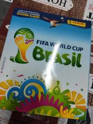 Album Figurinhas Copa Brasil 2014