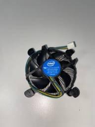 Cooler Original Intel Lga 1151 1150 1155 1156 - Usado