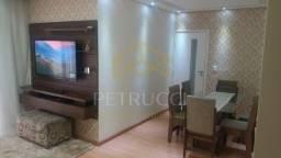 Apartamento à venda com 3 dormitórios em Santa terezinha, Paulínia cod:AP006287