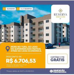 Título do anúncio: D.I- Reserva São Luís