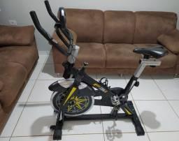 Bike spinning Kikos F3i bicicleta ergométrica em Paranavaí