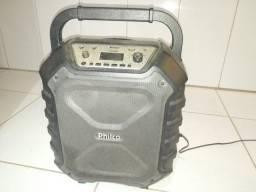 Vendo caixa de som amplificada Bluetooth