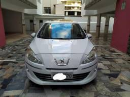 Peugeot 408, aceito troca