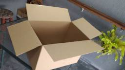 Caixas de papelão