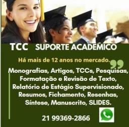 TCC em Todas as  Áreas !