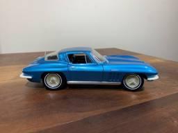 Corvette 1965 Maisto Escala 1:18 (Azul)