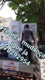 Jacarepagua venha fazer seu frete e sua mudança conosco preço justo ligue já
