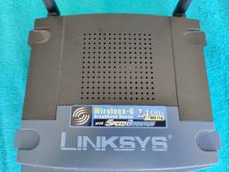 Roteador Wireless-g Linksys Wrt54gs V7.2